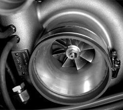 turbina samochodowa